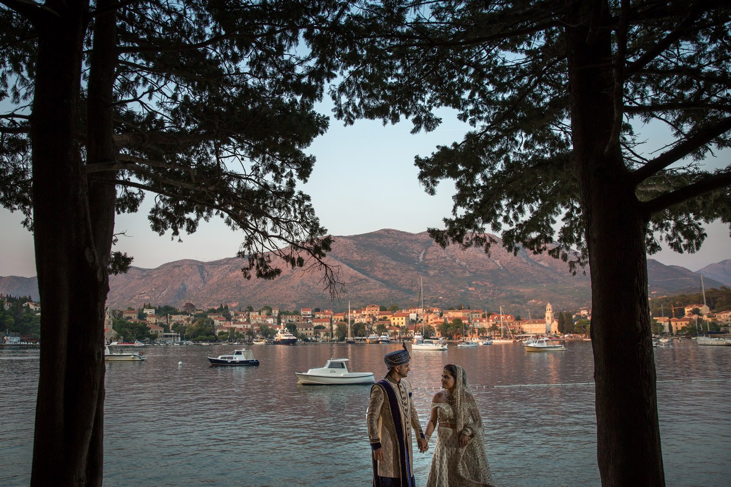 Tulsi + Jay, Indian Wedding in Cavtat